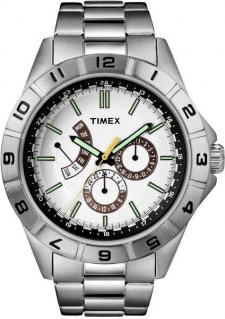 Timex T2N518-POWYSTAWOWY - zegarek męski