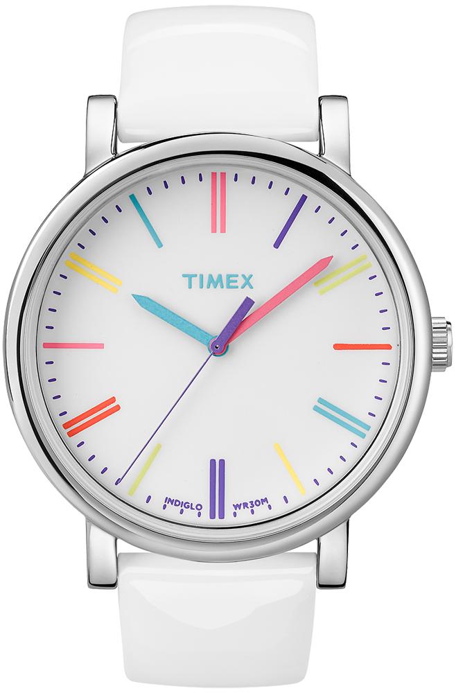 Timex T2N791-POWYSTAWOWY - zegarek damski
