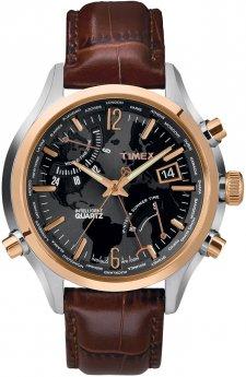 Timex T2N942-POWYSTAWOWY - zegarek męski