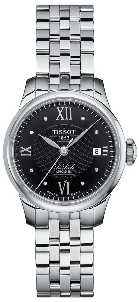 Tissot T41.1.183.56 - zegarek damski