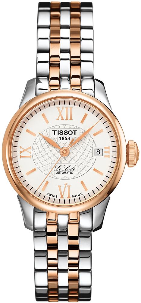 Tissot T41.2.183.33 - zegarek damski