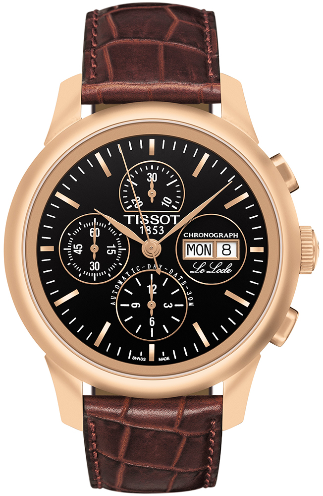 Tissot T41.5.317.51 - zegarek męski