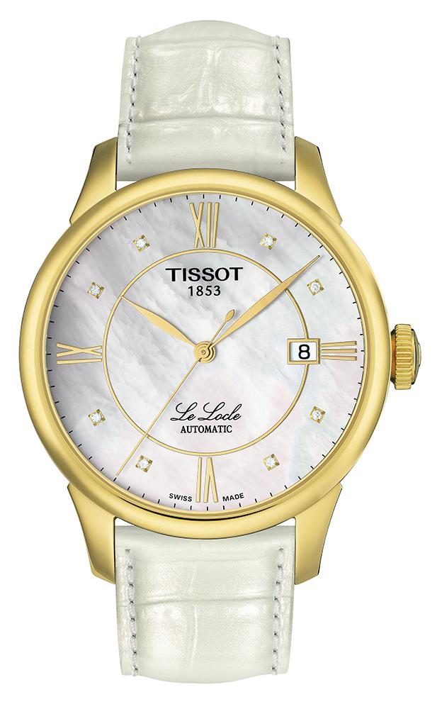 Tissot T41.5.453.86 - zegarek damski