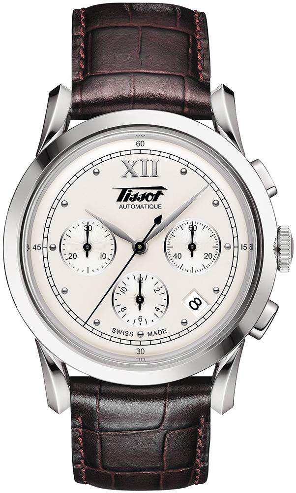 Tissot T66.1.712.33 - zegarek męski