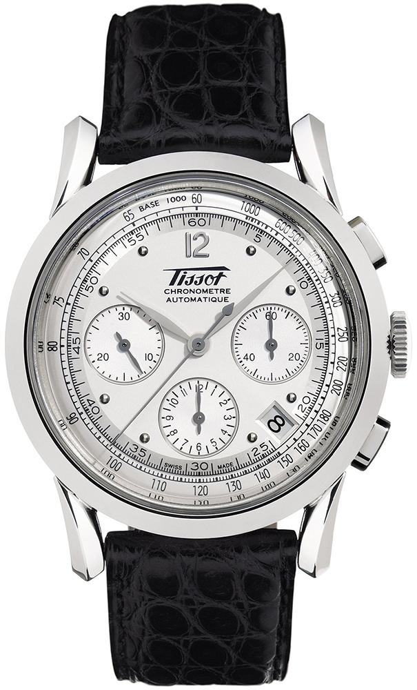 Tissot T66.1.722.31 - zegarek męski