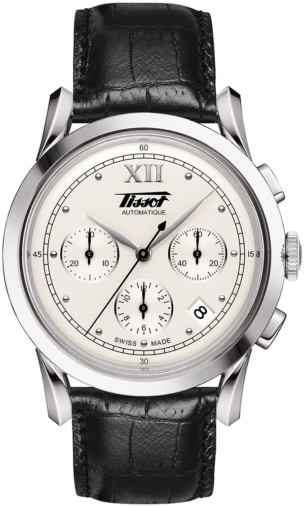 Tissot T66.1.722.33 - zegarek męski