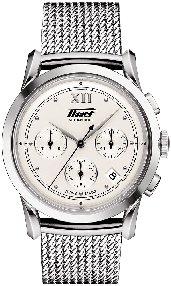 Tissot T66.1.782.33 - zegarek męski