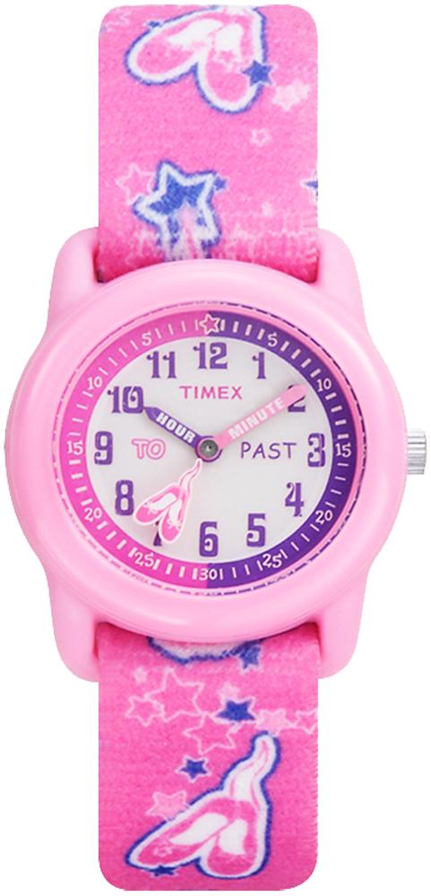 Timex T7B151 - zegarek dla dziewczynki