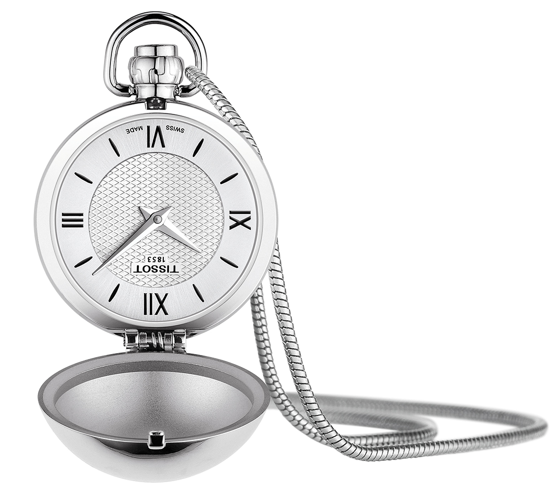 Tissot T858.209.16.038.00 - zegarek damski