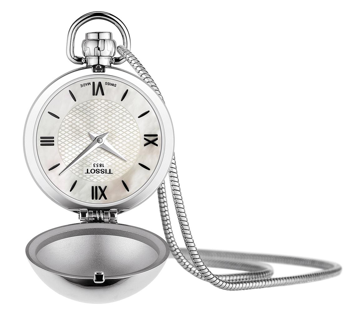 Tissot T858.209.16.118.00 - zegarek damski