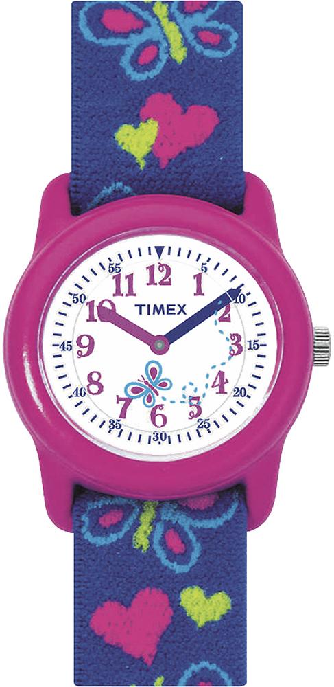 Timex T89001 - zegarek dla dziewczynki