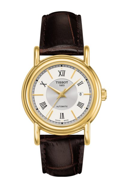 Tissot T907.007.16.038.00 - zegarek damski