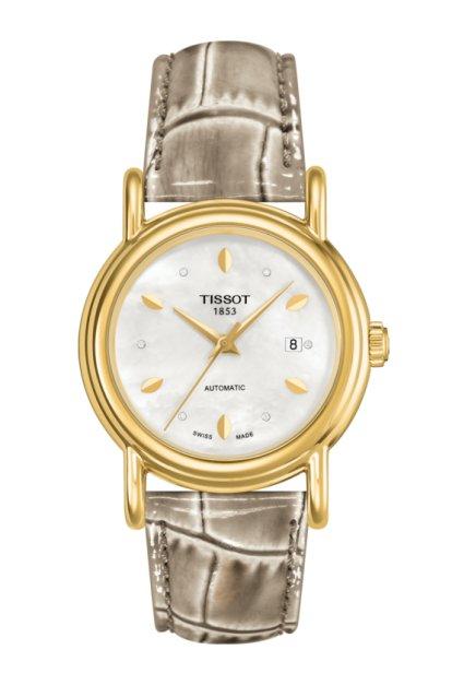 Tissot T907.007.16.106.00 - zegarek damski