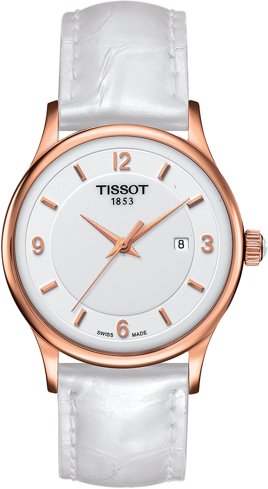 Tissot T914.210.46.017.00 - zegarek damski