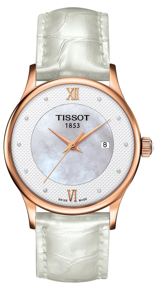Tissot T914.210.76.116.00 - zegarek damski
