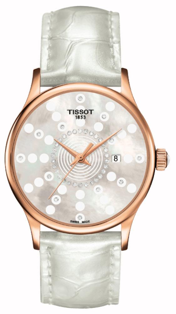 Tissot T914.210.76.116.01 - zegarek damski