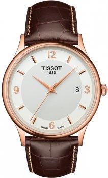 Tissot T914.410.46.017.00-POWYSTAWOWY - zegarek męski
