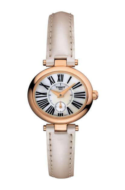 Tissot T917.110.76.113.00 - zegarek damski