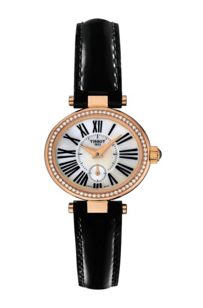 Tissot T917.110.76.113.01 - zegarek damski