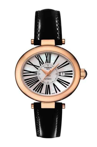 Tissot T917.307.76.113.01 - zegarek damski