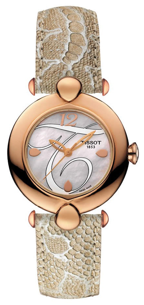 Tissot T918.210.76.117.01 - zegarek damski