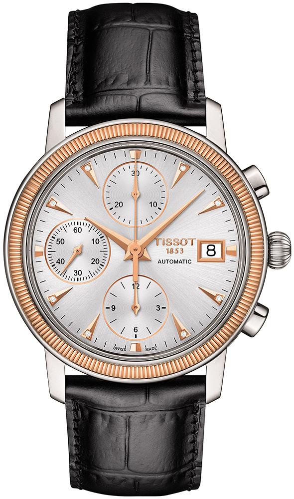 Tissot T921.427.46.036.00 - zegarek męski
