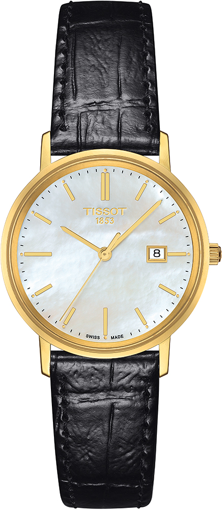 Tissot T922.210.16.111.00 - zegarek damski