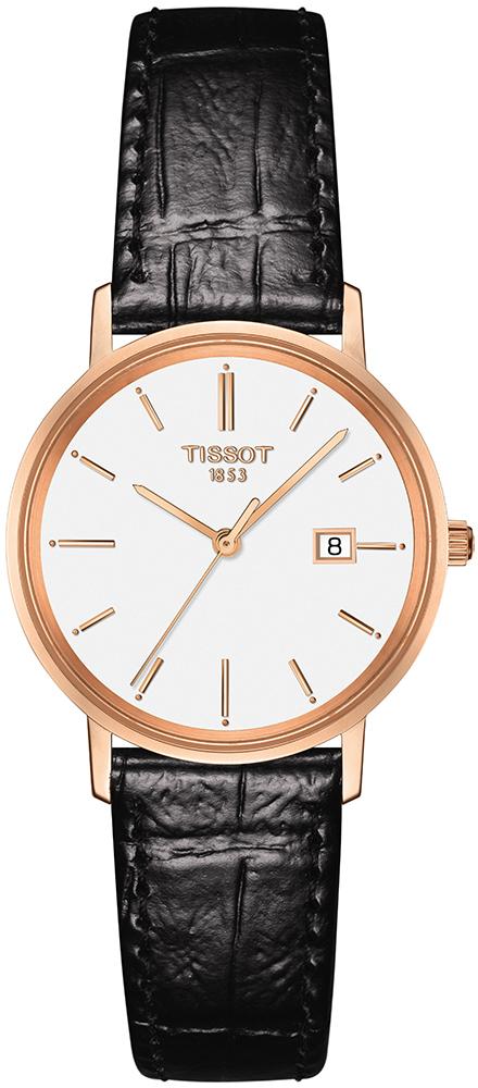 Tissot T922.210.76.011.00 - zegarek damski