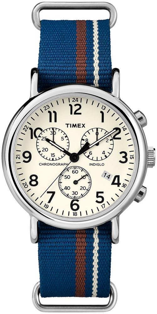Timex TW2P62400 - zegarek męski