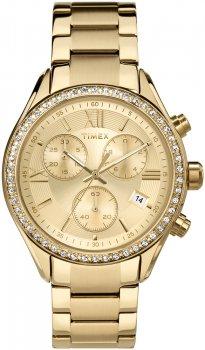 Timex TW2P66900-POWYSTAWOWY - zegarek damski