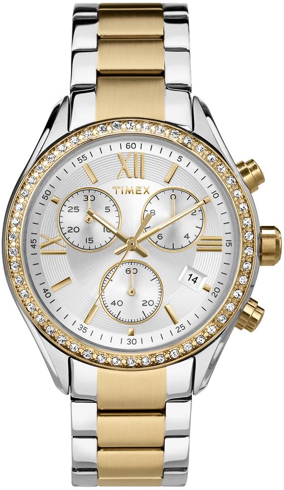 Timex TW2P67000 - zegarek damski