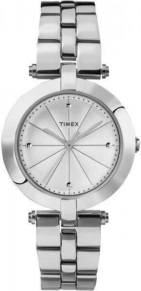 Timex TW2P79100-POWYSTAWOWY - zegarek damski