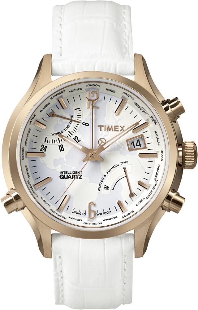 Timex TW2P87800-POWYSTAWOWY - zegarek damski