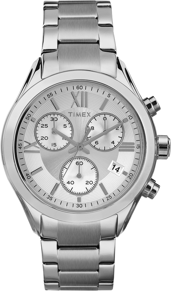 Timex TW2P93600-POWYSTAWOWY - zegarek damski