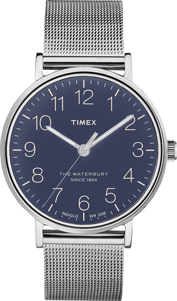 Timex TW2R25900-POWYSTAWOWY - zegarek męski
