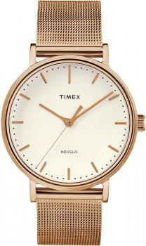 Timex TW2R26400-POWYSTAWOWY - zegarek damski