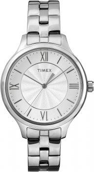 Timex TW2R28200-POWYSTAWOWY - zegarek damski