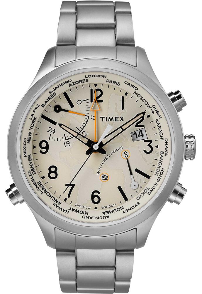Timex TW2R43400-POWYSTAWOWY - zegarek męski