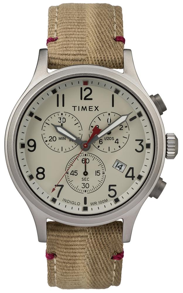 Timex TW2R60500 - zegarek męski