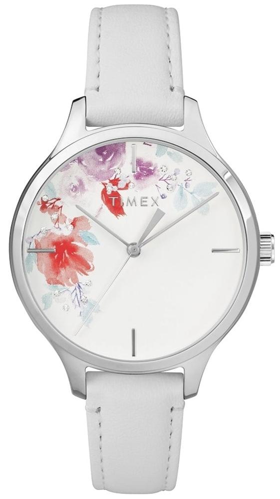 Timex TW2R66800-POWYSTAWOWY - zegarek damski