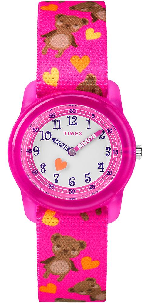 Timex TW7C16600 - zegarek dla dziewczynki