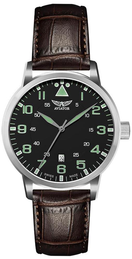 Aviator V.1.11.0.038.4-POWYSTAWOWY - zegarek męski