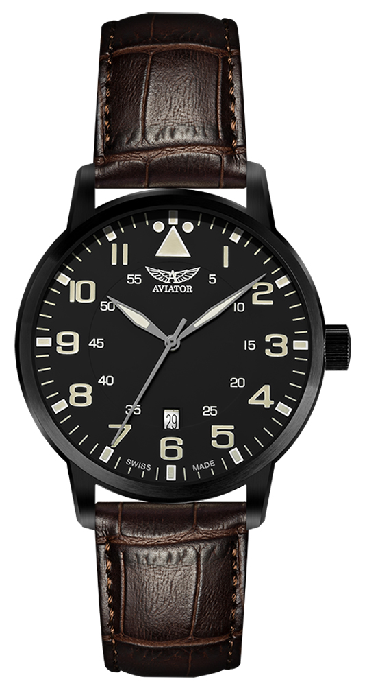 Aviator V.1.11.5.037.4 - zegarek męski