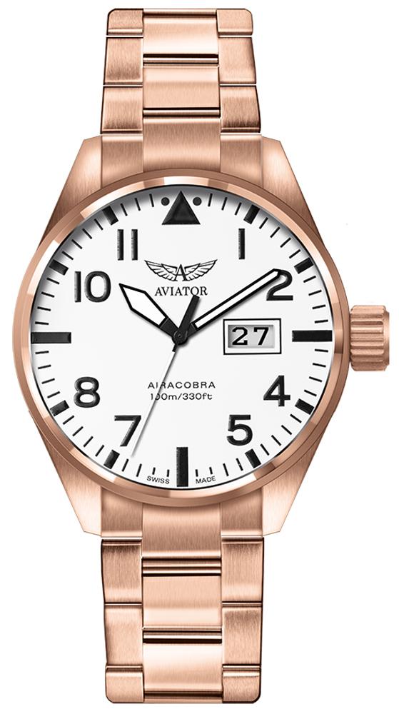 Aviator V.1.22.2.152.5 - zegarek męski