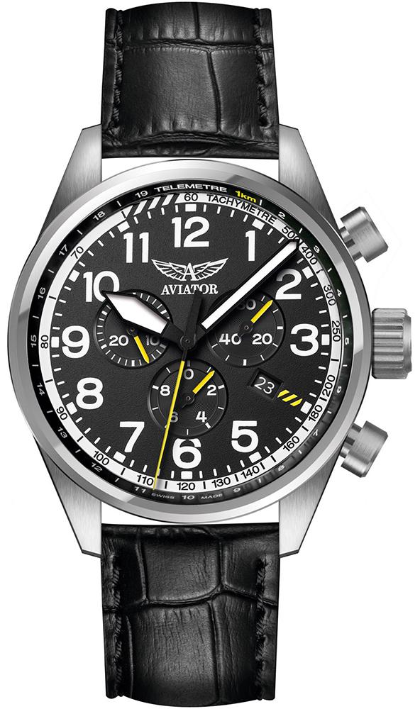 Aviator V.2.25.0.169.4 - zegarek męski