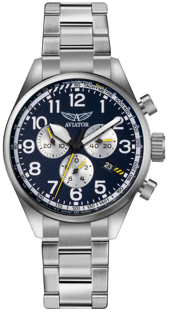 Aviator V.2.25.0.170.5 - zegarek męski