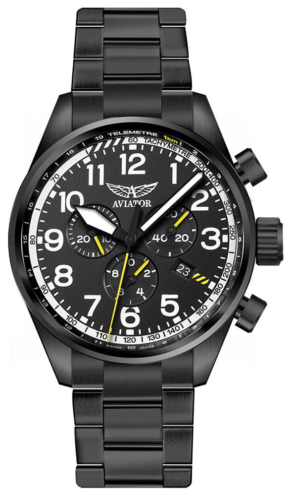 Aviator V.2.25.5.169.5 - zegarek męski