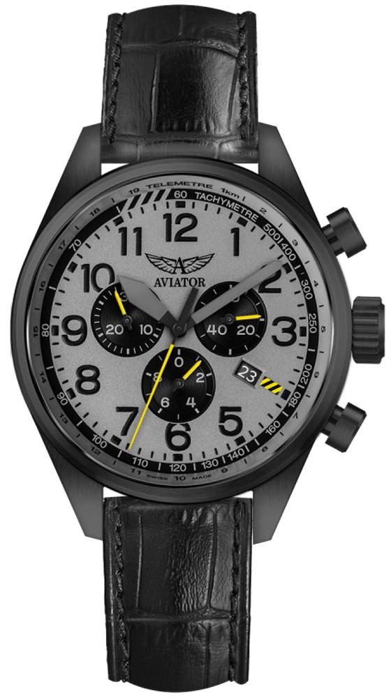 Aviator V.2.25.5.174.4 - zegarek męski