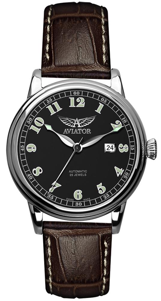 Aviator V.3.09.0.025.4 - zegarek męski
