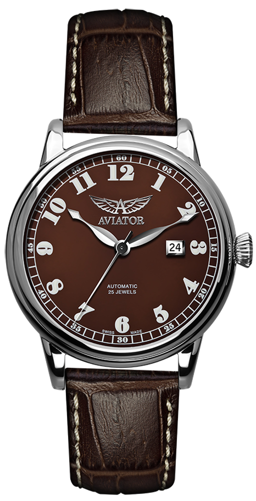 Aviator V.3.09.0.026.4 - zegarek męski